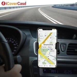 Image 4 - Bezprzewodowy ładowarka do Sony Xperia XZ Premium X Z3 Z5 XZ1 XZ2 kompaktowy XZS uchwyt samochodowy podstawka ładująca QI uchwyt na stojak na telefon akcesoria