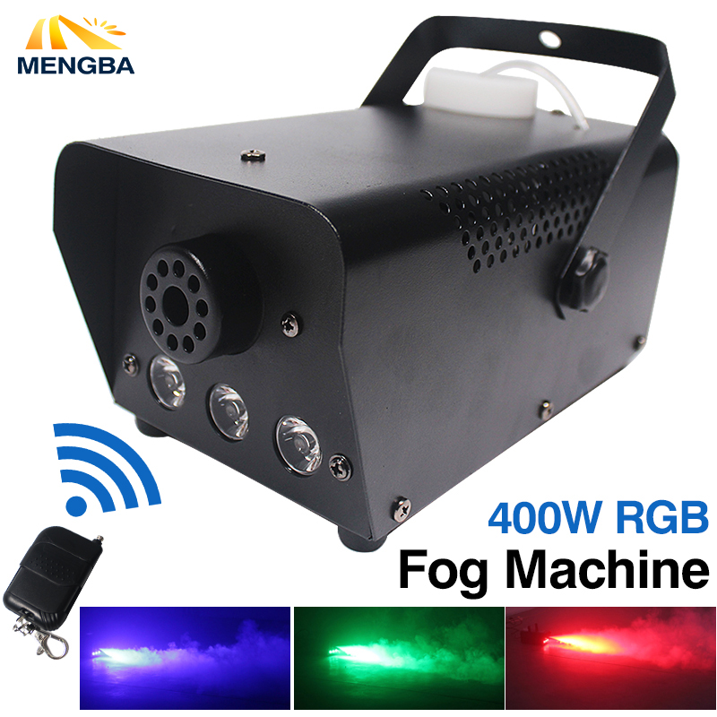 LED 500W smoke machine with Wireless control/RGB color LED fog machine/professional LED Fogger stage smoke ejector fast shipping high quality wireless control led 400w smoke machine rgb chang color led fog machine professional led stage 400w smoke ejector
