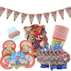 Party 10pcs/lot theme Napkins Cup decoration supplies
