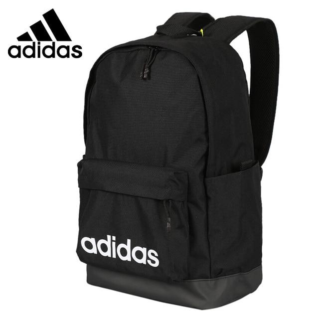 Оригинальный Новое поступление 2018 adidas Neo label BP ежедневно Большие унисекс Рюкзаки Спортивные сумки