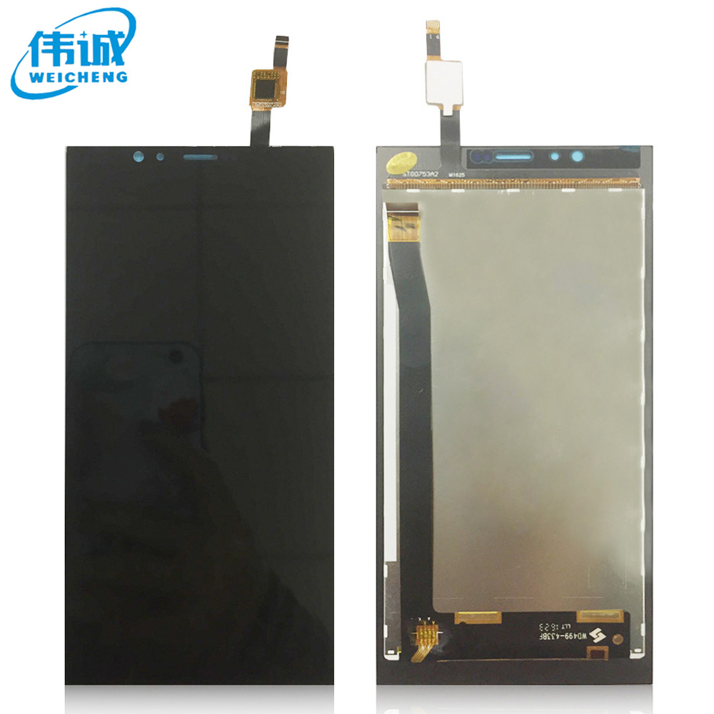 imágenes para Original Probado Para Highscreen Pure Power LCD Display + Digitalizador de Pantalla Táctil Original Probado