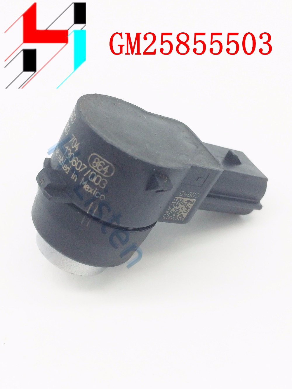 25855503 Original Parking PDC Ultrasonic Sensor Reverse Assist For G M C Ruze O Pel C Adillac OE#0263003704