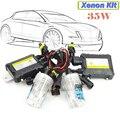 35W H10 HID KIT Xenon Lamps Ballast 1 Set Car Coversion Headlight Fog Lamps DRL 4300K 5000K 6000K 8000K 10000K 12000K 15000K