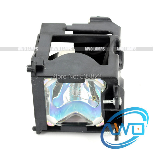 ET-LAC75 Compatible lamp with housing for PANASONIC  PT-LC55 PT-LC75 PT-LU1S65 PT-LU1X65; PANASONIC PT-LC55U/PT-LC75U original projector lamp et lab80 for pt lb75 pt lb75nt pt lb80 pt lw80nt pt lb75ntu pt lb75u pt lb80u
