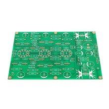 SUQIYA-E834 Ламповый фонокорректор усилитель pcb (мм Пой-вдоль) B-EAR834 цепи