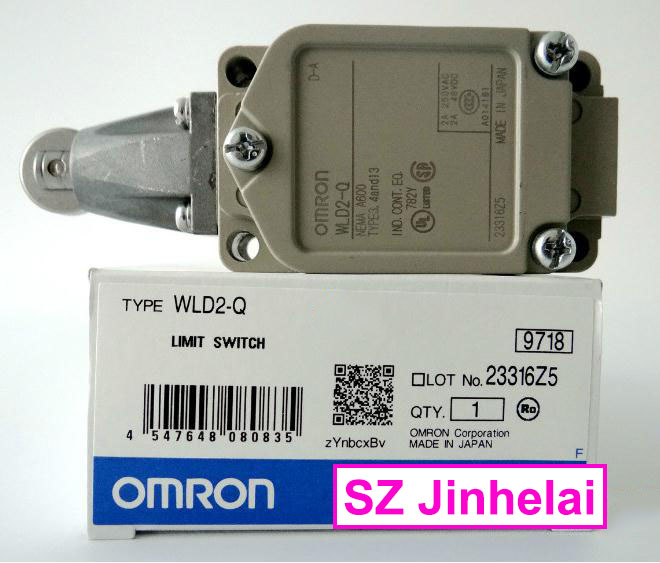 все цены на WLD2-Q, WLD28-Q  New and original OMRON  Limit switch, Travel switch онлайн