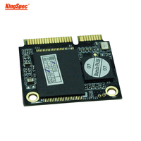 ACSC2M256mSH Kingspec Smaller Mini Pcie Half MSATA 256GB Module Ssd Hd Solid State Hard Drive Disk