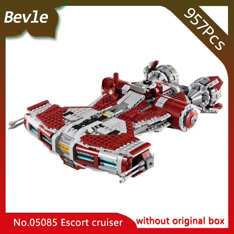 Doinbby Store 05085 975Pcs star space Series 75025 Escort cruiser Model Building Blocks set Bricks Children For Toys Gift