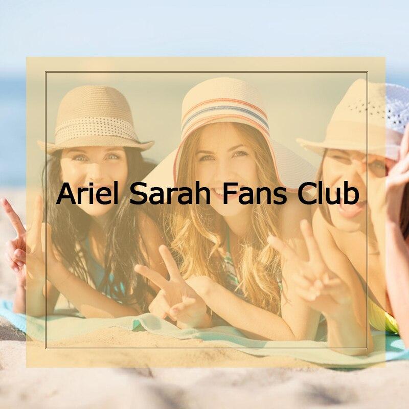 Ariel Fans Club Activity - Sportkläder och accessoarer