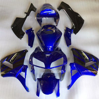 ABS Complete Fairings For Honda CBR600RR F5 2005 2006 Injection Plastics F5 05 06 Bodywork Motorcycle Hull All Matte Blue