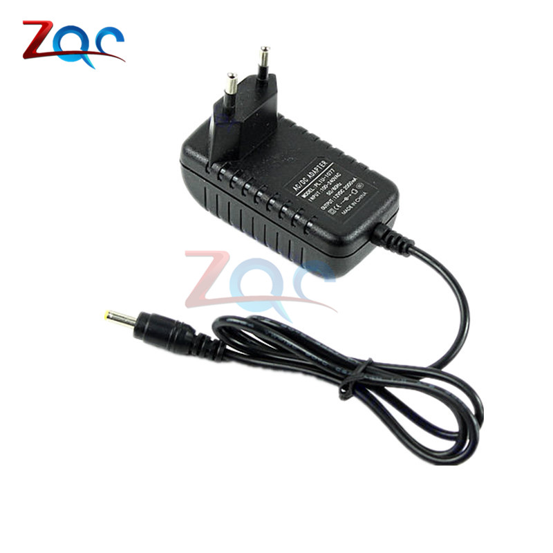 EU Plug Adapter AC 100-240V to DC12V 2A Power Supply Converter LED Light D стоимость
