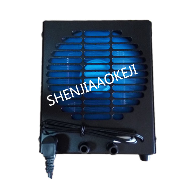 Aquarium adjustable thermostat chiller Constant temperature colling refrigerator 110v/220v Suitable for fresh sea water 490w cooling capacity vertical rotary compressor r134a suitable for beer chiller and mini water chiller