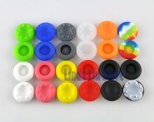 ChengChengDianWan Silicone Thumb Aperto Cap Capa Joystick Grips Caps para PS4 1000 pçs/lote