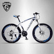 "LAUXJACK Mountainbike Stahlrahmen 24 Gang Shimano Mechaniker 26 ""Rad"