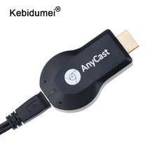 Para anycast m2 cast miracast 1080p qualquer elenco para airplay tv usb vara wi-fi display receptor dongle para carro