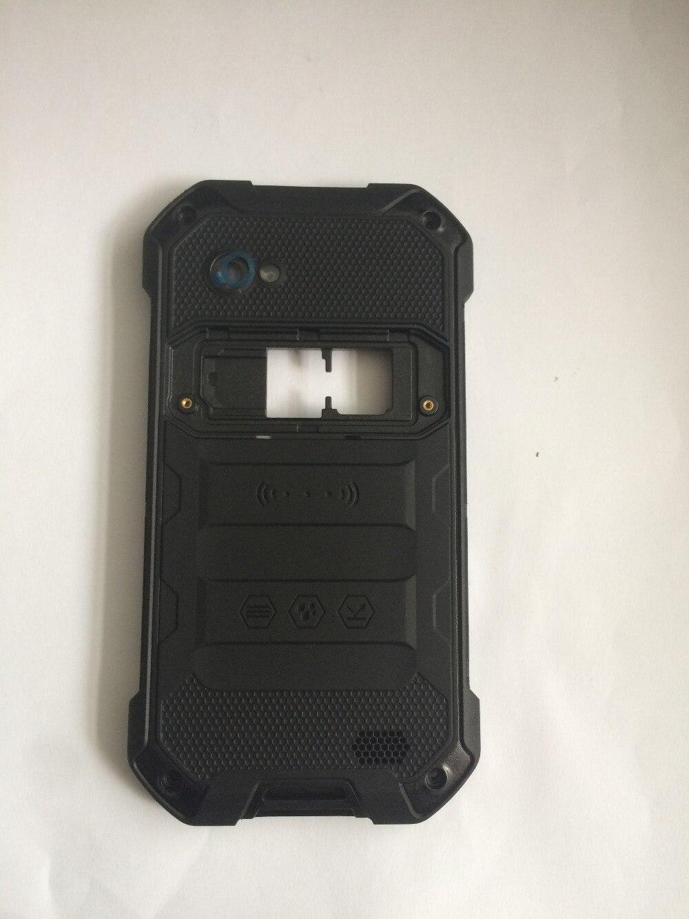 Image 3 - New Blackview BV6000 Battery Cover Back Shell+Loud Speaker For Blackview BV6000S Phone Free shipping+tracking number-in Mobile Phone Housings & Frames from Cellphones & Telecommunications on
