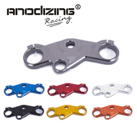 FREE SHIPPING 7 color For Suzuki GSXR600/750 2001 2003 GSXR1000 01 05 Lowering Triple Tree Front End Upper Top Clamp