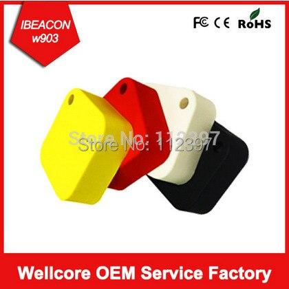 Wholesale New Design NRF51822 ibeacon Module Low Energy Bluetooth Beacon Free Shopping