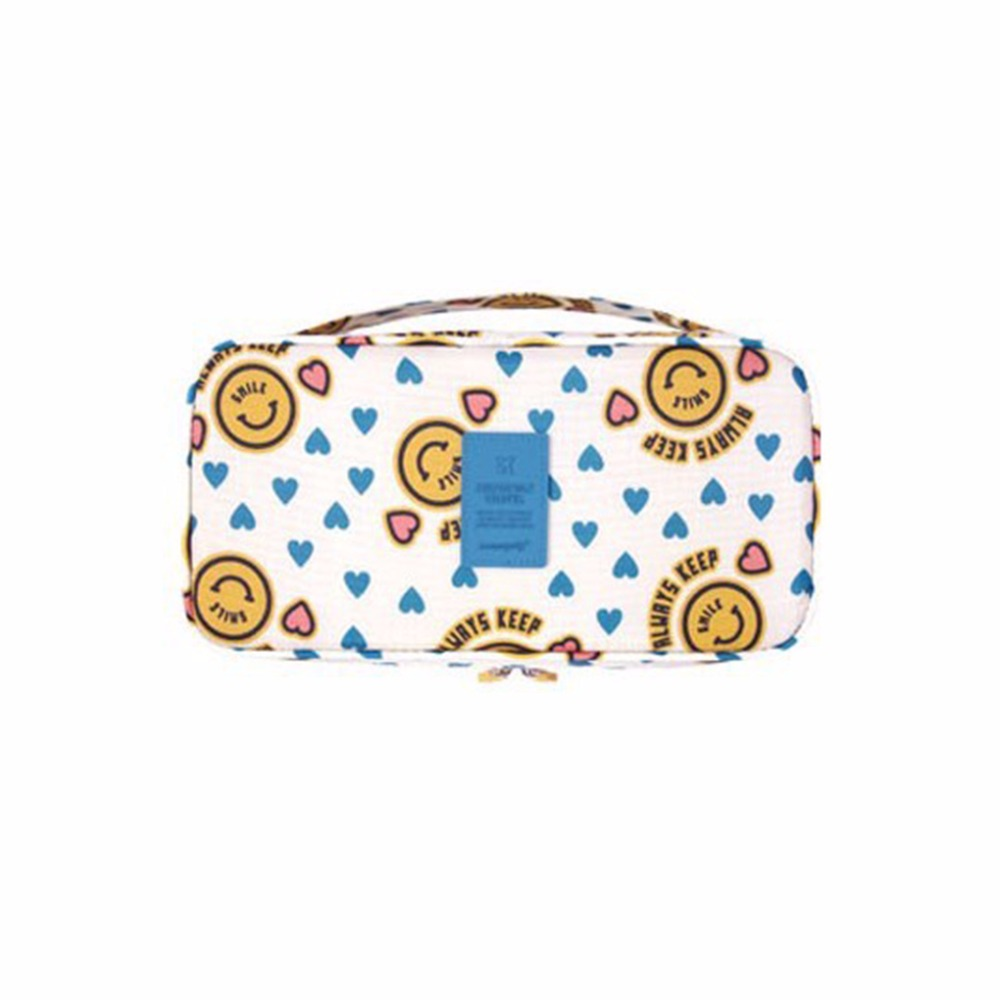 New style Plus Size Travel Drawer Dividers Closet Organizers Bra Underwear Storage Bag Container Case Pocket Women Gril