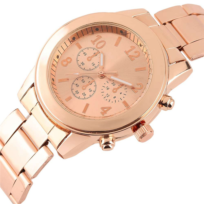 Sport Fashion Female Stainless Steel Cool Women Quartz Business Luxury Analog Bracelet Clasp Wrist Watch Elegant Trendy Casual top new fashion brand women lady luxury clock female stylish casual business elegant steel wrist quartz bracelet watch re024