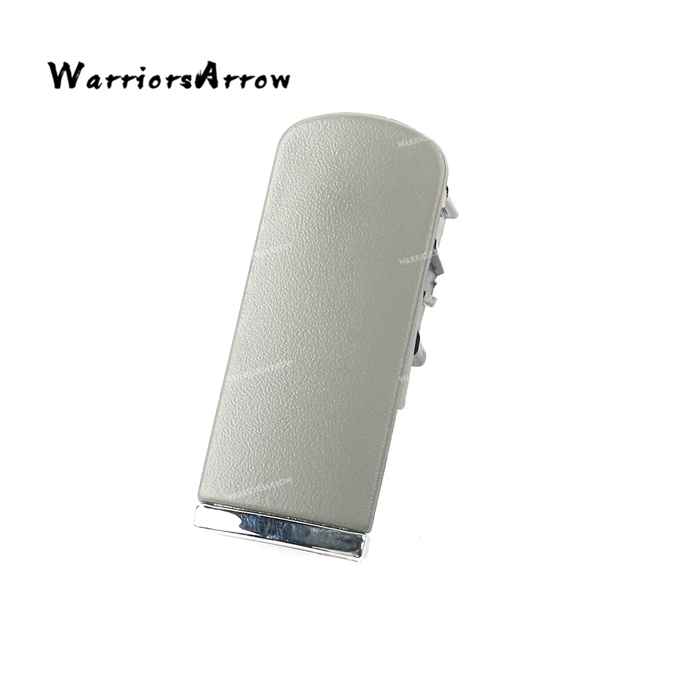 WarriorsArrow Grey Glove Box Catch Lock Lid Handle No Lock For Audi A4 B6 B7 8E 2001-2008 For Seat Exeo 2009-2014 8E1857131 image