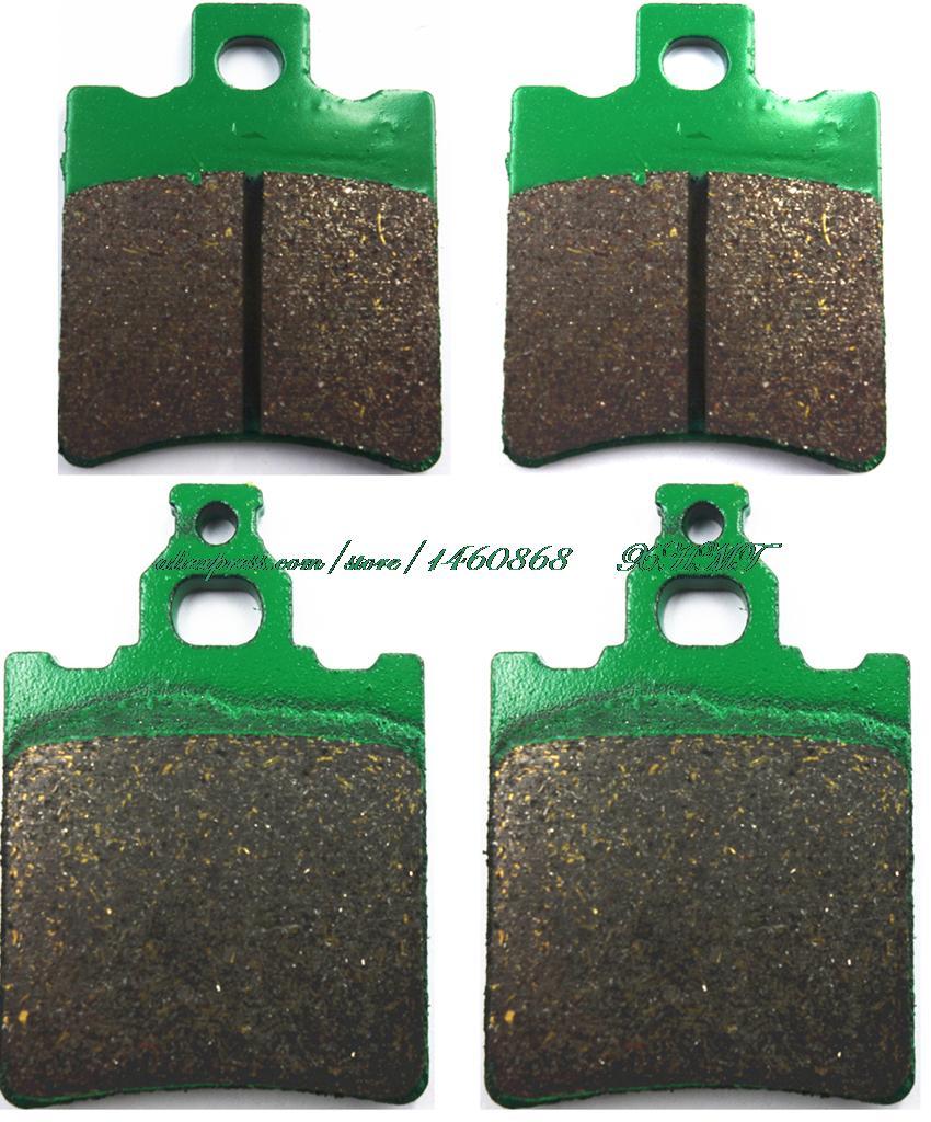 Brake Pad Set for APRILIA RS50 RS 50 1993 1994 1995 1996 1997 1998 / RX50 RX 50 1996 1997 1998