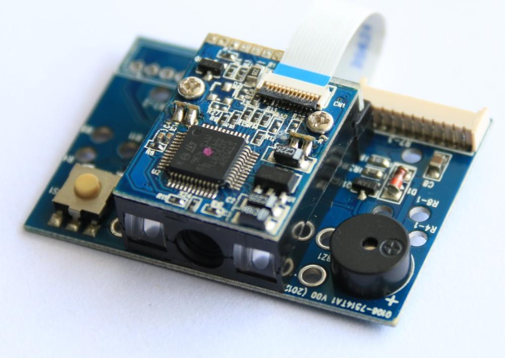 MCR14 пользовательские штрих-код, самообслуживания шкафчик встроенный модуль, КПК красный сканирующая головка, модуля