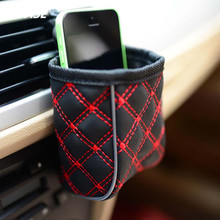 Organizer Pocket-Clip Storage-Bag Cup-Holder Car Outlet Water-Bottle-Mount-Stand Air-Condition