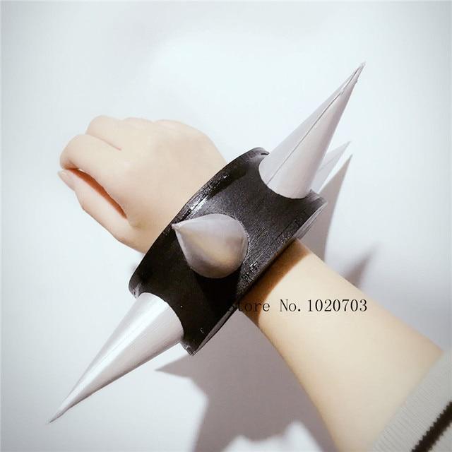 Street Fighter Chun Li Anime Bracelet Cosplay Wristband One Pair