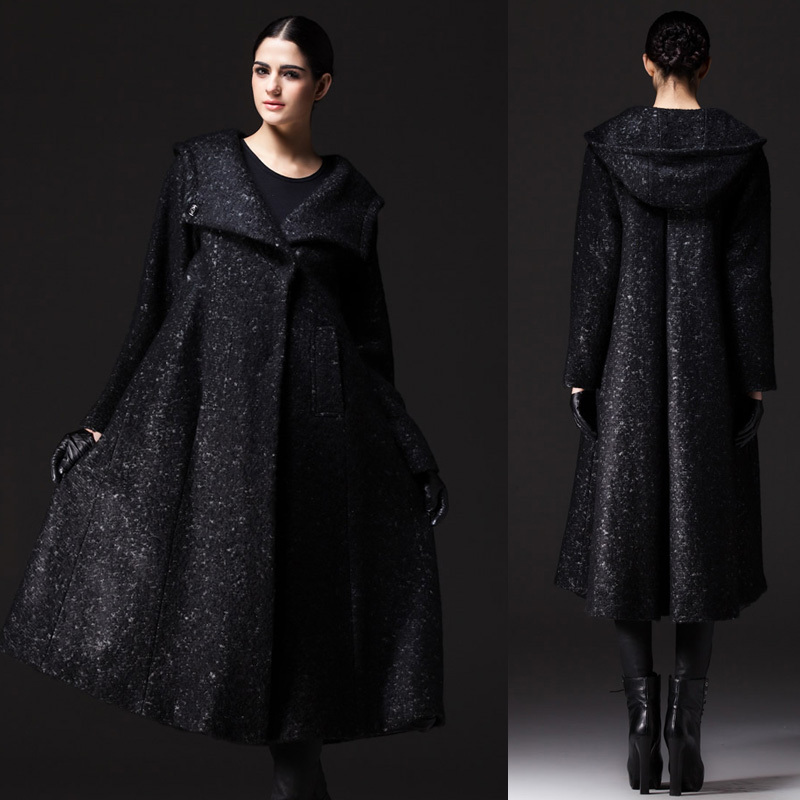 manteau femme grande taille original. Black Bedroom Furniture Sets. Home Design Ideas