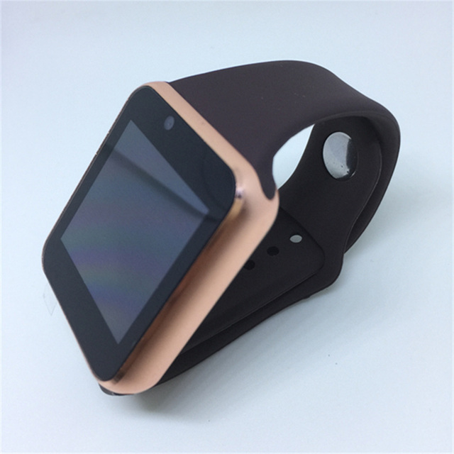 A1 WristWatch Bluetooth Smart Watch Sport Pedometer With SIM Camera Smartwatch For Android Smartphone Russia T15 good than DZ09 5