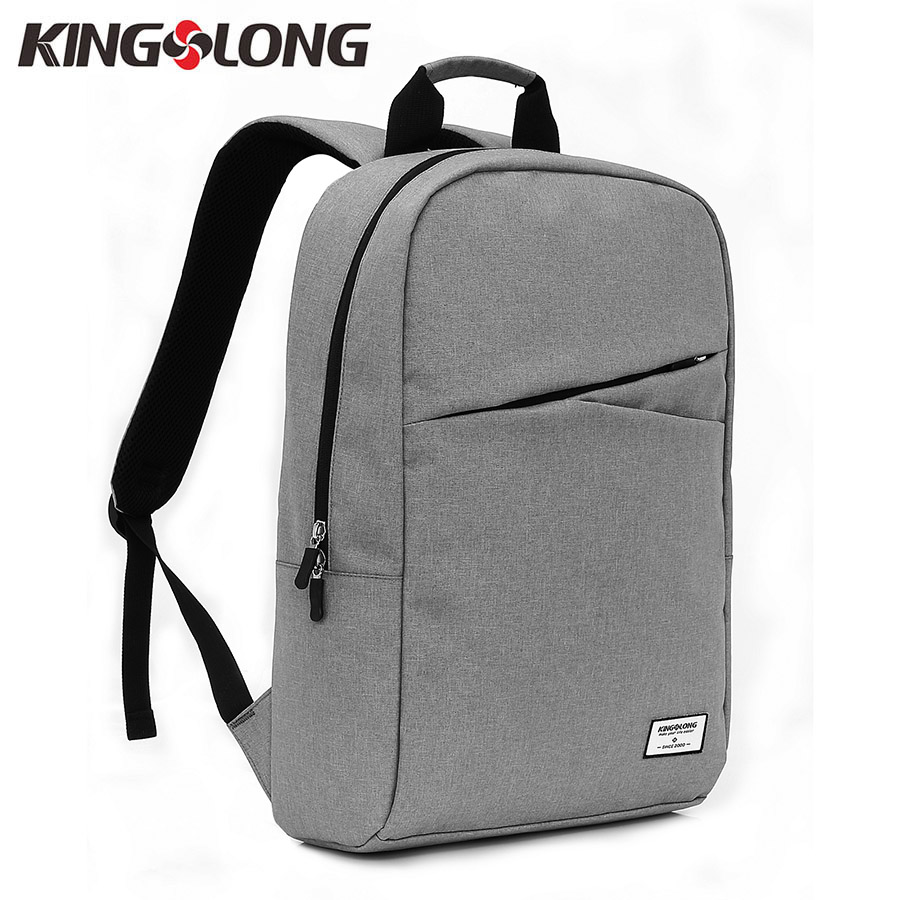 KINGSLONG Water Repellent Students Backpack 15.6 Inch Laptop Backpack Teenager Fashion Male Leisure Travel Backpack KLB1313-6 backpack nero pantera backpack page 6