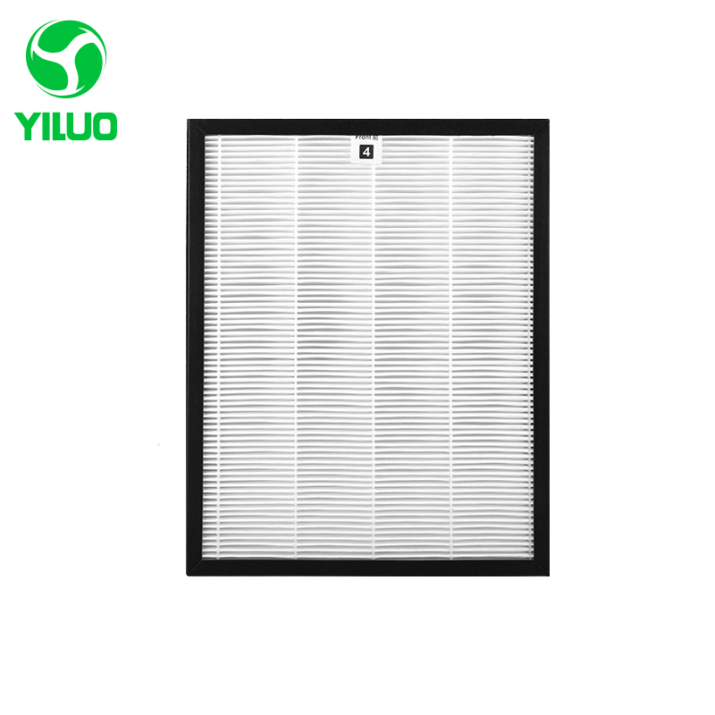 Hot Sale 295*240*30mm Dust Collection HEPA Filter Screen to Clean Air with High Efficiency for AC4025 AC4026 Air Purifier gx diffuser car air purifier clean air ozone portable air purifier hepa dust collection filter