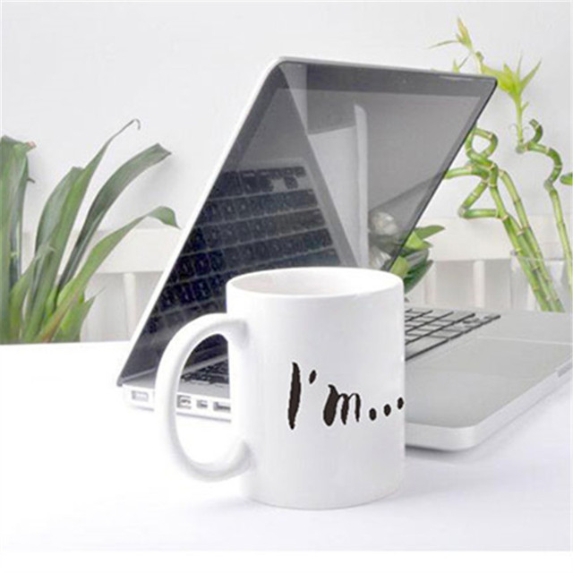 VILEAD Funny I am Pig Nose Ceramic Mug Novelty Porcelain Milk Mug Water Cup Coffee Mug with Handgrip Office Tea Cup Drinkware 4