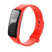 HL 2017 B1 Blood Oxygen Pressure Heart Rate Monitor Pedometer Smart Watch Bracelet drop shipping sep27