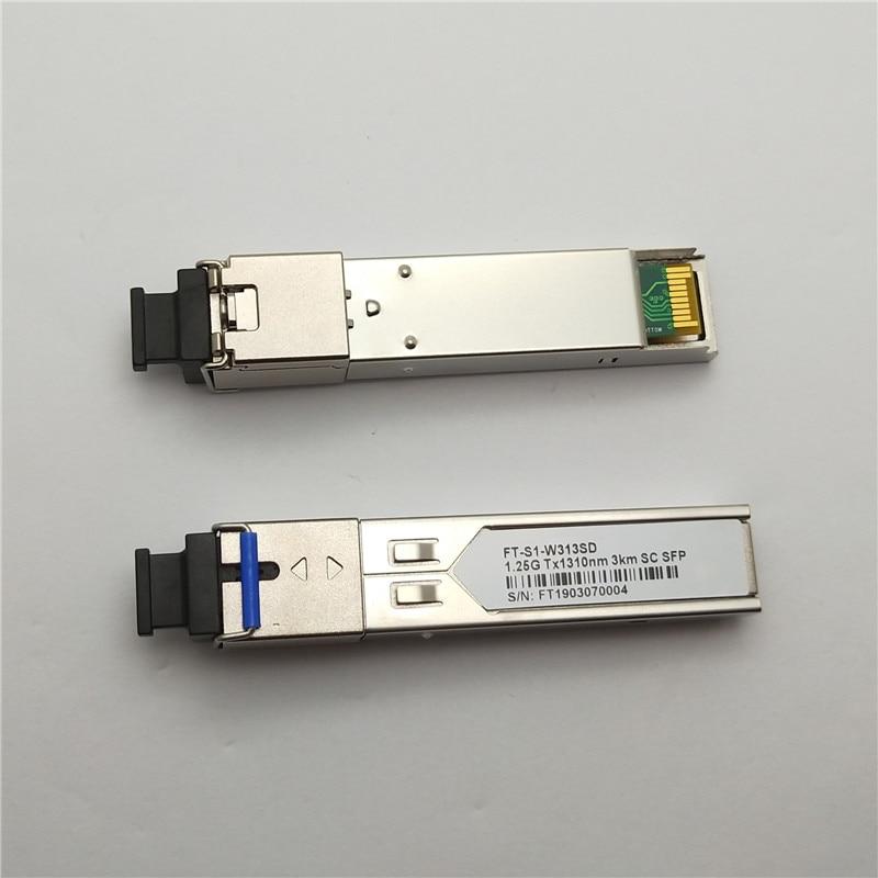 2km Transceivers PIN OC-48 SR GigE 1x//2x FC Fiber Optic Transmitters Receivers