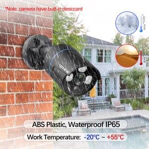 Image 4 - Techege 1080P Ahd Camera Analoge Cctv 2400 Tvl Security Surveillance High Definition Outdoor Waterdichte Infrarood Nachtzicht