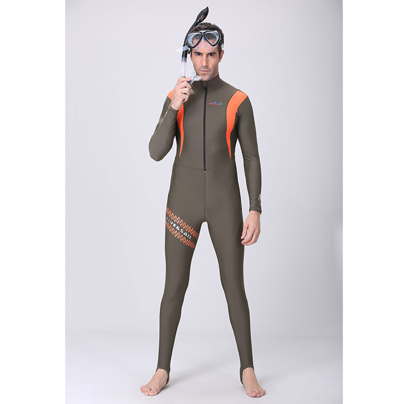 56dfdd1b3cc LS 732 DIVE   SAIL Men s   Women s Surfing Freedive Lycra Swimwear Wetsuit  Diving Skin Suit Rashguard Free Shipping-in Wetsuit from Sports    Entertainment ...