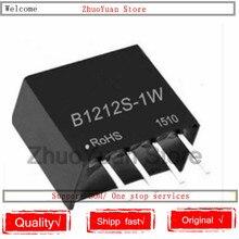 1 шт./лот B1212S-1W B1212 B1212S SIP-4 DC-DC модуль