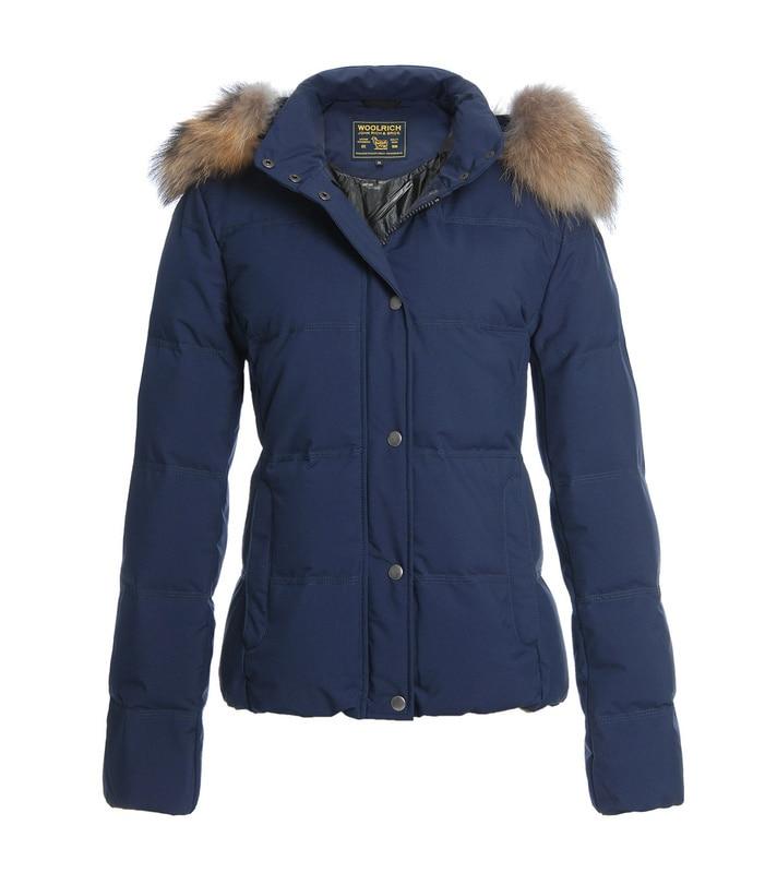Aliexpress.com : Buy Ladies Woolrich norwegian fur winter ...