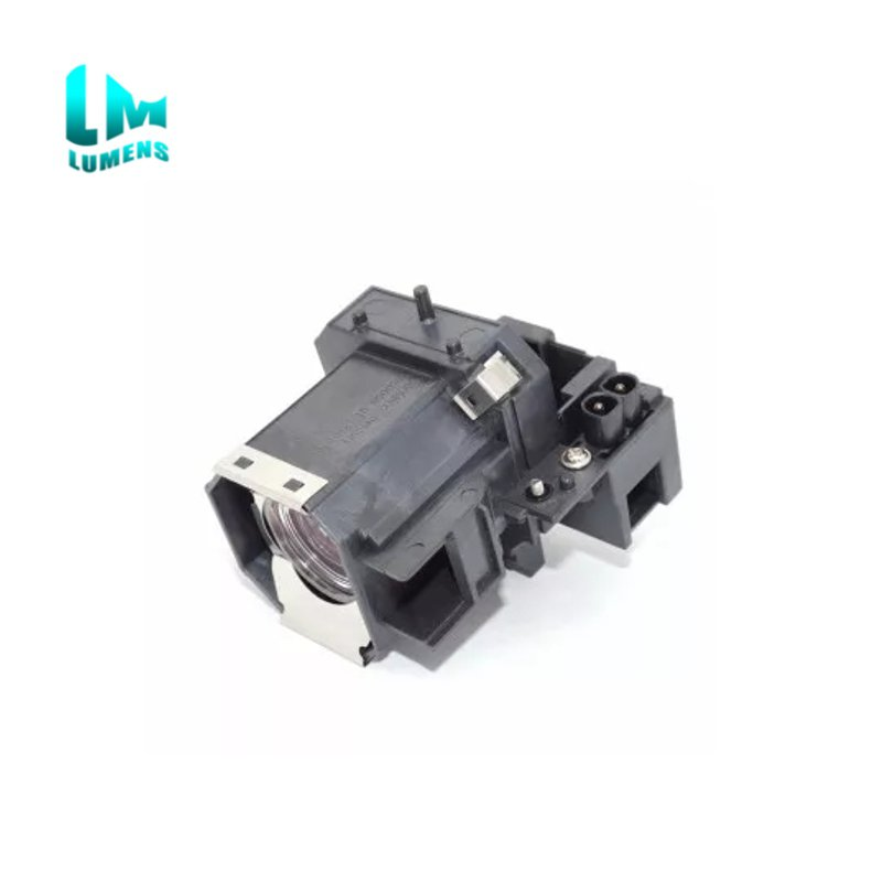 Replacement Bare Lamp For ELPLP39 With Housing For Epson Powerlite 720 V11H289020 ELPHC100 ELPHC200 Projector Bulb Easy Install