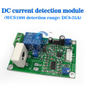 Free shipping short circuit / overcurrent protection DC 0-35A 12V WCS1800 current detection sensor module