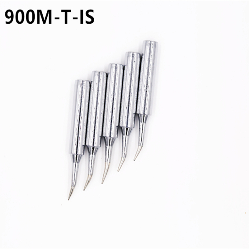 SZBFT Lead-free Replaceable 900M-T-IS Soldering Iron Tips  For Soldering Station Free Shipping