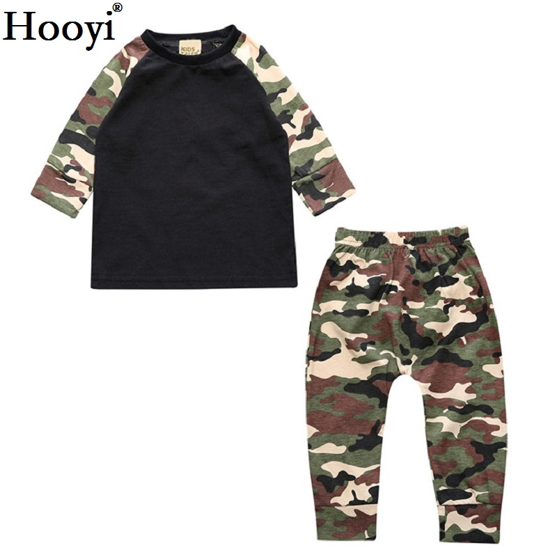 camouflage-baby-boys-clothes-suits-children-2pcs-sets-cotton-toddler-tee-shirts-pants-character-fash