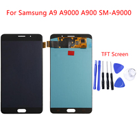 For Samsung Galaxy A9 A9000 A900 LCD Display With Touch Screen Digitizer Tools Can T Adjust