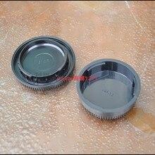 10X чехол для задней панели+ задняя крышка для объектива Кепки капюшон протектор для D80 D90 D3000 D3100 D5000 D850 D5 D4 D610 DSLR Камера со штыковым креплением