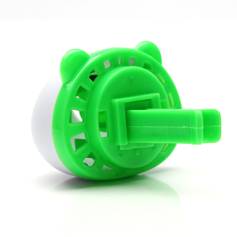Green color Panda Eyes Car Styling Air Conditioning Vent Perfume