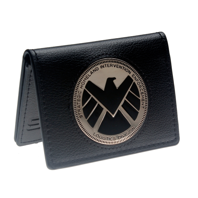Agents Of S.H.I.E.L.D. Phil Coulson Badge Wallet DFT-1270