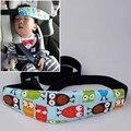 Asiento de Coche de Seguridad práctico Sueño Siesta Ayuda Bebé Niños Búho Cinturón de Titular de Soporte para La Cabeza