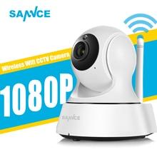 SANNCE 1080 P Full HD Mini Sans Fil Wi-fi Caméra Sucurity IP CCTV Caméra Wifi Réseau caméra de Surveillance Intelligente IRCUT Nuit Vision Onvif
